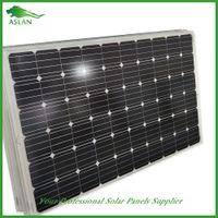 50W solar cells factory
