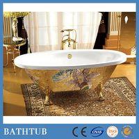 2015 New Antique slipper freestanding clawfoot tub
