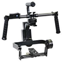 YELANGU 3 Axis Gimbal G2 Professional Photography Equipment Camera Stabilizer for DSLR Video Cameras