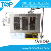 TSP-CGF-8-8-3 Automatic  Mineral Water Filling Plant /Machine/Equipment thumbnail image