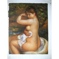 Oil Paintings Reproduction & Oil Portrait from Photo