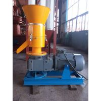 flat die ce iso quality wood pellet machine