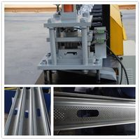 shutter door roll forming machine thumbnail image