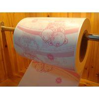 25 GSM 340mm Width PE Film for Baby Diaper Backsheet thumbnail image
