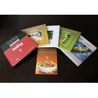 Custom Hardcover Book Printing Service -Orient color printing thumbnail image