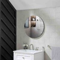 Hot Selling Wall Mounted metal frame mirror thumbnail image