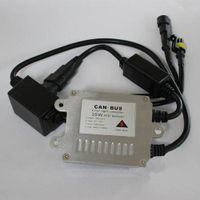Can-bus Slim HID Ballast with 35 to 50W Output Power