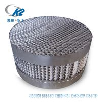 Metal Corrugated-plate Packing