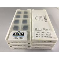 Carbide inserts CCMT09T304-PF
