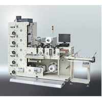 Label Flexography flexo printing press printer machine thumbnail image