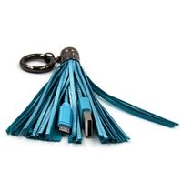 2018 New Product Custom Keychain Micro USB Cable For Android thumbnail image