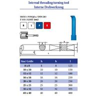 lnternal threading turning tool