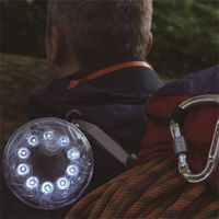 Cleverwide factory sell LED Inflatable Solar Light Camping Light /Tent Lamp Solar Lantern Camp Lamps thumbnail image