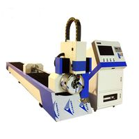 steel tube cnc fiber laser cutting machine affordable for sale thumbnail image