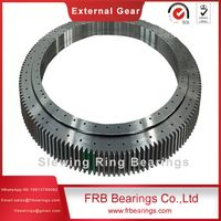 AGV intelligent robot trolley special cross roller slewing bearing 111.12.222 thumbnail image