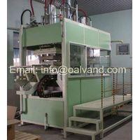 Biodegradable Sugarcane Dinnerware  Machine