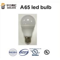 A65 12w LED bulb CRI>80,Philips&Osram,110-240V