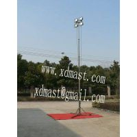 6M Vertical Pneumatic Telescopic Mast
