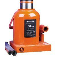 Hydraulic Bottle Jack-- with safety valve (WHBJ-50E) thumbnail image