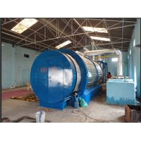 waste tyre recycling machinery thumbnail image