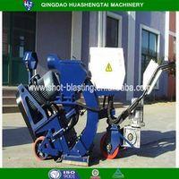 Quality assurance floor shot blasting machine HST series thumbnail image