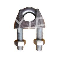 DIN741 Malleable Wire Rope Clip thumbnail image