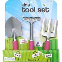 kids garden tools set thumbnail image