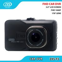 Hot HD Mini 1080P Car Black Box Car DVR Car Camera ZXS-F5