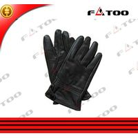 Good Quality Cheap Genuine Leather Motorcycle Full finger Riding Gloves/Motorbike Accessories thumbnail image