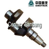 HOWO truck spare parts 8150013713  Air compressor crankshaft
