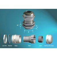Nylon Cable Glands (Metric-Standard Thread)