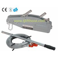wire rope pulling hoist,Cable hoist in Top quality,Lowest prices thumbnail image