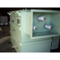 Substation type transformer