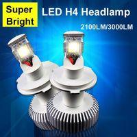 36w cree led auto headlight h4/h7/h8/h11 bulbs thumbnail image