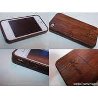 for iphone 5 wood case made in china