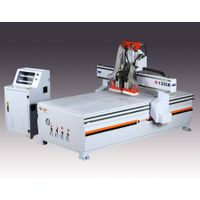 Double Spindles cnc router