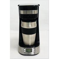 Digital 1 mug coffee maker with screen for program thumbnail image
