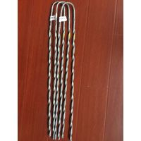 stay wire/ acsr/ accc galvanized dead end guy grip