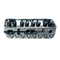 SBC Complete Cylinder Head for Chevy 350 Small Block