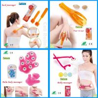 top selling nine stainless steel beads palm gloves body massager