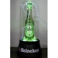 Wholesale best quality creative acrylic plasma bottle display glorifier thumbnail image
