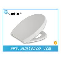 Eco-friendly Feature Slow Down Oval Duroplast Toilet Seat