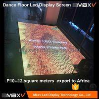 p8.928 led dance floor tiles p8.928