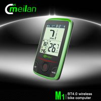 Bicycle Accessories Smart Wireless Digital Speedometer with GPS