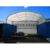 6m Wide Container Shelter Tent, TC2020C, TC2040C