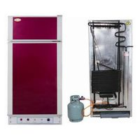 Upright Silent Absorption Refrigerator With Freezer(HP-XCD300)