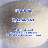cas 7361-61-7 xylazine hcl xylazine powder wickr:bellakmbk
