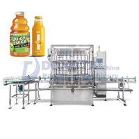 Automatic glass bottle liquid filling machine thumbnail image