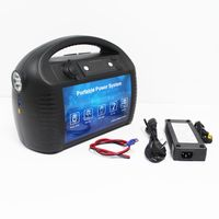 Camping Battery Power System 1000W AC Portable Power Pack Outdoor Emergency Power supply