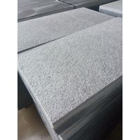 New Georgia Grey Granite for flamed tiles Polished Monument